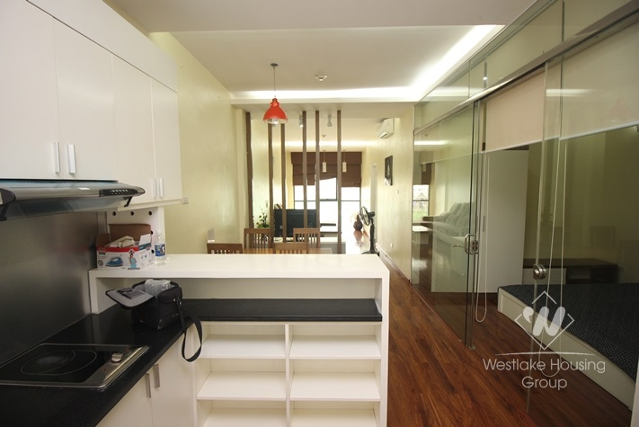 02 bedrooms apartment for rent in Me Tri, Nam Tu Liem district