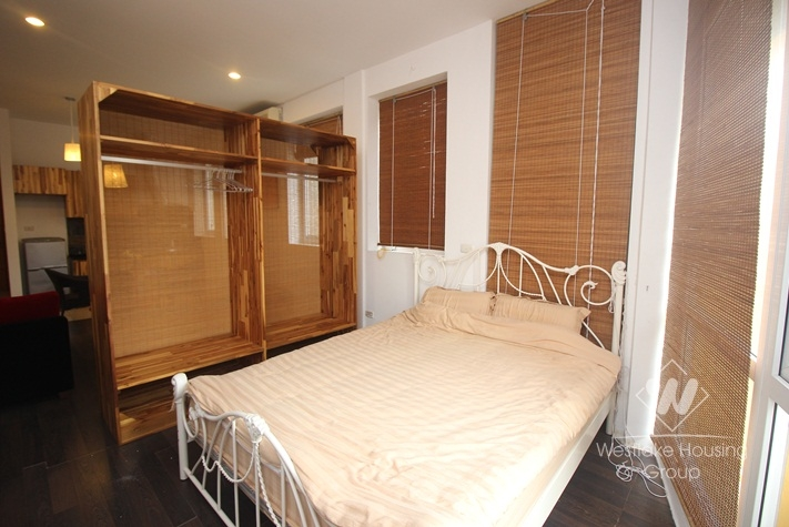 Stylish studio with lots of light for rent in Hoan Kiem, Hanoi