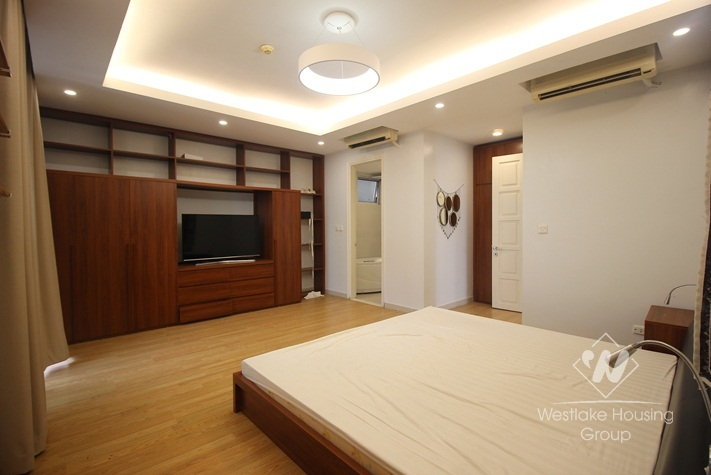 03 bedrooms apartment in G tower is available for rent in Ciputra,Hanoi
