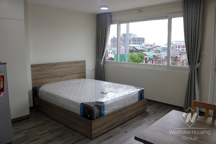 Newly apartment for rent in Ba Dinh, Ha Noi