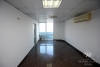 Office with nice view for lease in Lac Long Quan, Tay Ho
