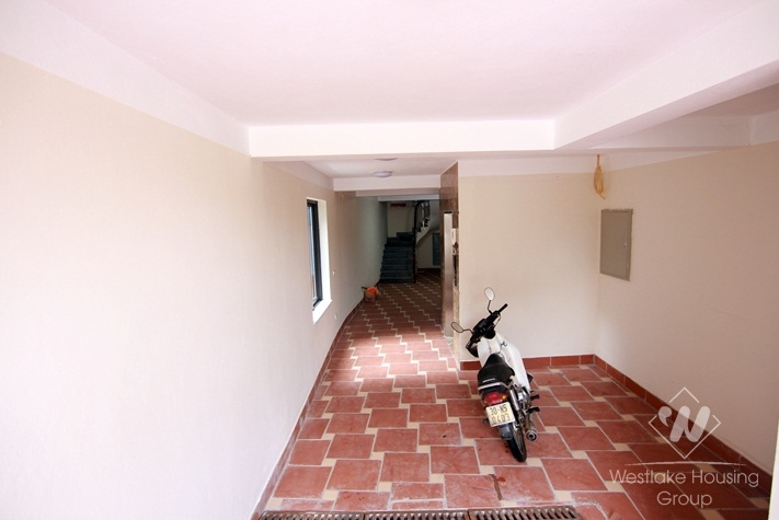Newly office for rent in Tay Ho, Ha noi
