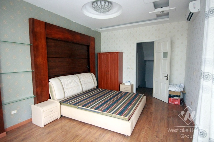 A 6 bedroom house for rent in Ba Dinh, Ha Noi