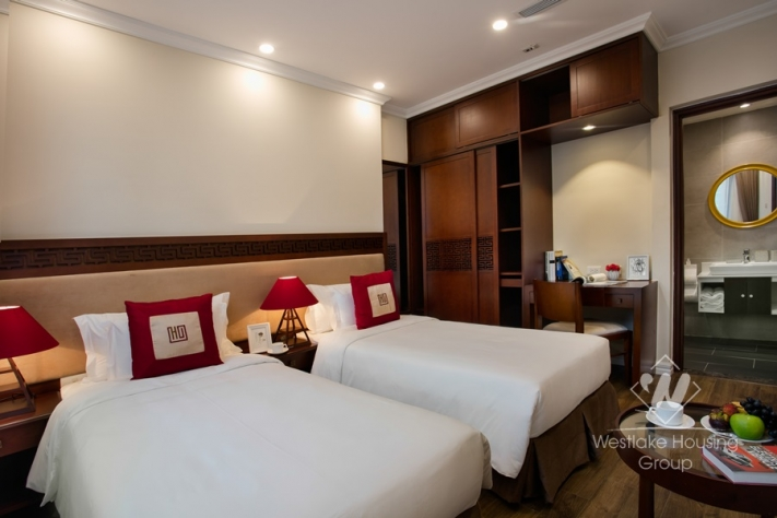 Luxury two bedrooms in the heart of Hanoi