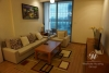 Two bedrooms apartment for rent in Vinhome Nguyen Chi Thanh, Dong Da district, Ha Noi