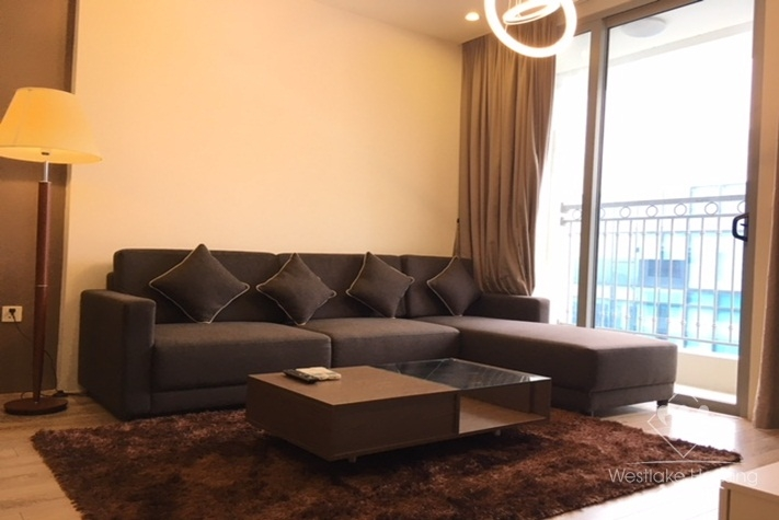 Two bedrooms apartment for rent in Vincom Nguyen Chi Thanh