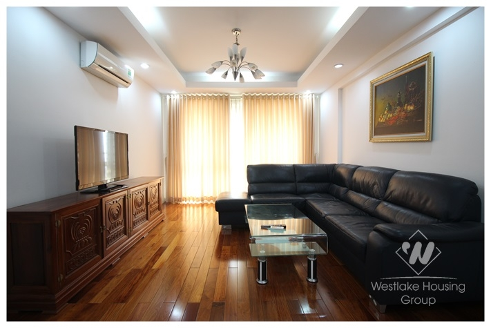 Large size apartment available for lease in P tower, Ciputra, Hanoi