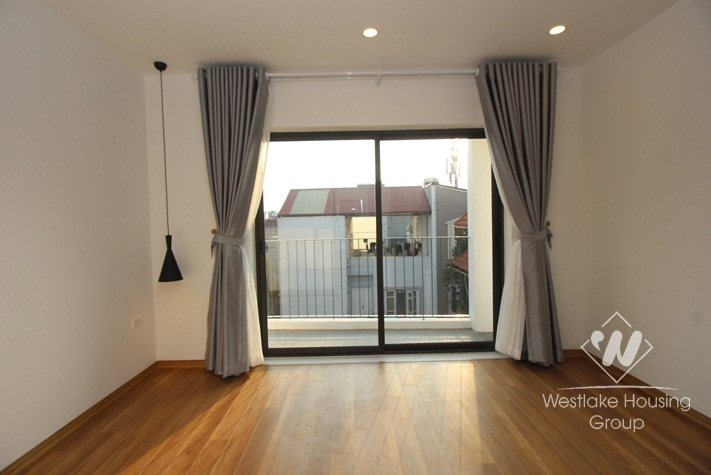 Modern and open 3 bedroom apartment for rent in Tay Ho, Hanoi