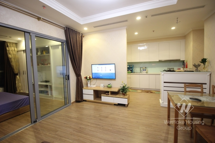 Lovely one bed apartment for rent in Parkhill Timescity, Hai Ba Trung