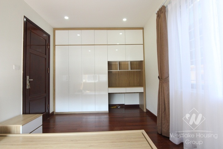 Brand new one bedroom apartment for rent in Tay Ho,hanoi