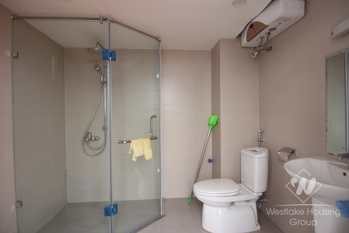 One bedroom apartment in 6th floor for rent in Tay Ho, Hanoi