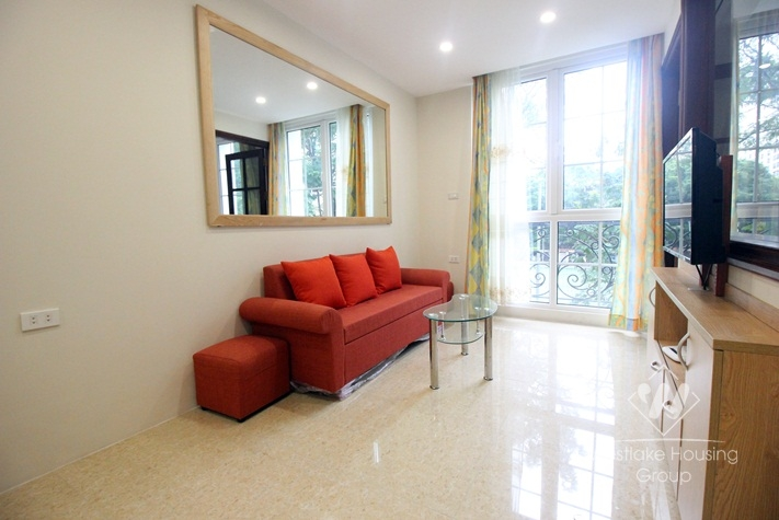 A 2 bedrooms apartment available in Ba dinh, Ha noi