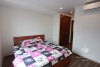 Beautiful 03 bedrooms apartment for rent in Gold Mark building, Ho Tung Mau st