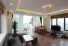 Brand new apartment with lake view for rent in To Ngoc Van str.