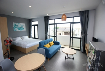 A lovely studio for rent in Cau Giay, Ha Noi
