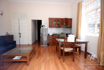 A 1 seperate bedroom apartment for rent in Ba Dinh, Ha Noi