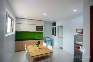 New and bright apartment for rent in Tay Ho, Ha Noi