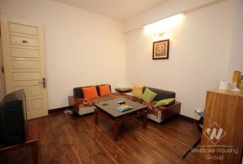 A budget apartment for rent in Ba Dinh, Ha Noi