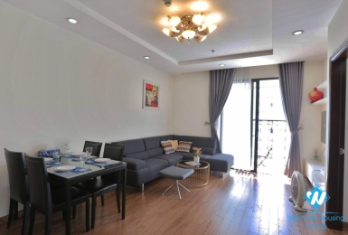 For rent two-bedroom apartment in T4 Time City