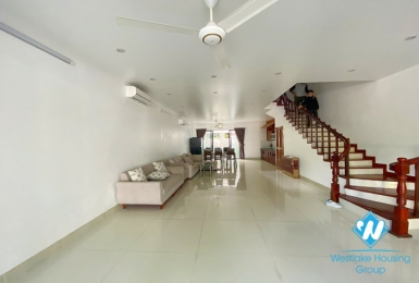Nice house with fully furnished for rent in Gamuda Garden