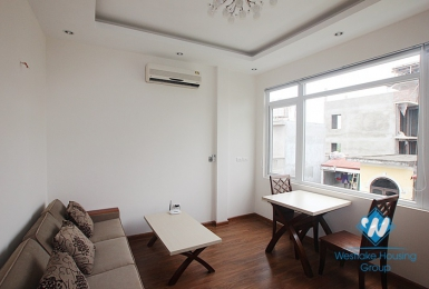 Brand new one bedroom apartment for rent in Xuan Dieu st,Tay Ho, Ha noi