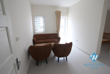 Brand new 01 bedroom apartment for rent in Tay Ho district, Hanoi.