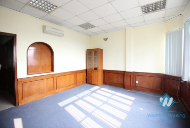 Office space for rent in Ba Dinh, Ha Noi