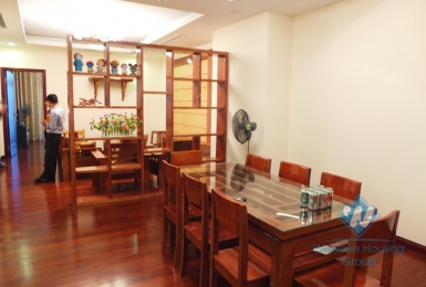 Nice 02 bedrooms apartment for rent in Royal City, Thanh Xuan District, Hanoi.
