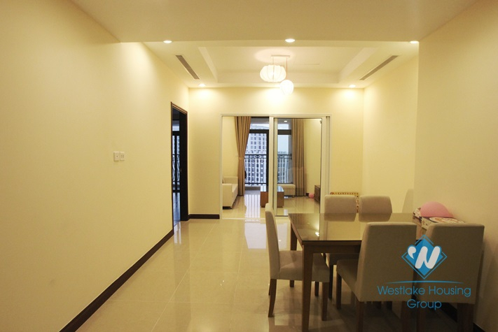 Brand new and beautiful apartment for rent in Royal City, Ha Noi