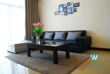 Modern furnished apartment for rent in Royal City, Thanh Xuan District, Hanoi