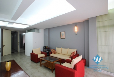 Nice 2 bedroom apartment for rent  near Truc  Bach lake, Ba Dinh district, Hanoi