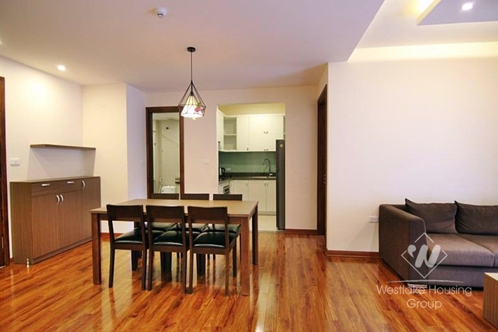 Beautiful apartment for rent in Tay ho, Ha noi