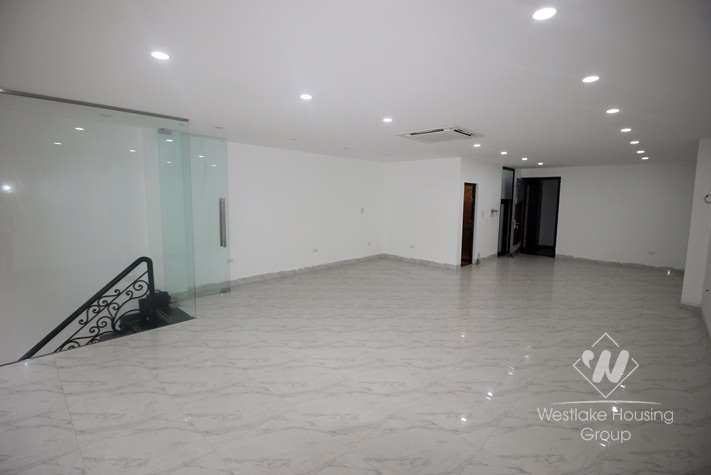 A new office for rent in Ba dinh, Ha noi