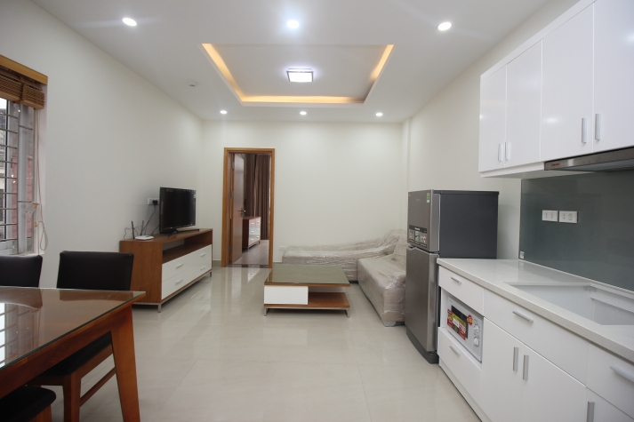Newly apartment for rent in Dong da, Ha noi