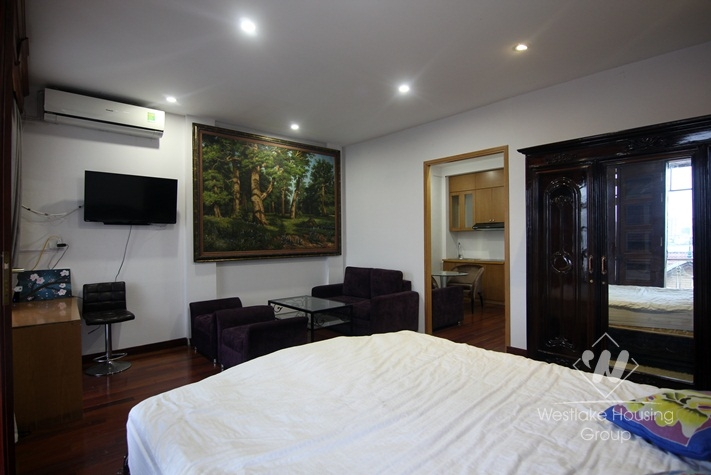 A beautiful apartment with nice balcony for rent in Tay Ho, Ha noi