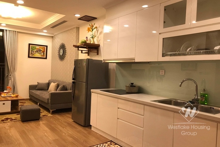 70 sqm, 2 bedrooms apartment for rent in Time city, Hai Ba Trung district