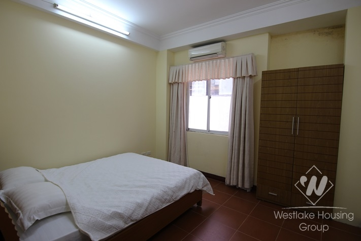 One bedroom apartment for rent in Ba Trieu st, Hoan Kiem district