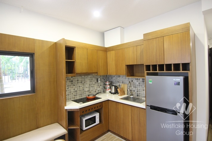 Brand new and nice apartment for rent in Tay Ho district, Closed Sheraton hotel