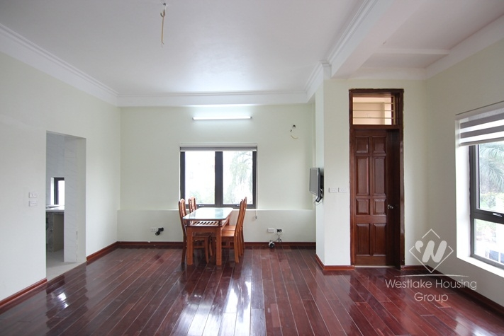 New & spacious studio with balcony for rent in Tay Ho, Hanoi