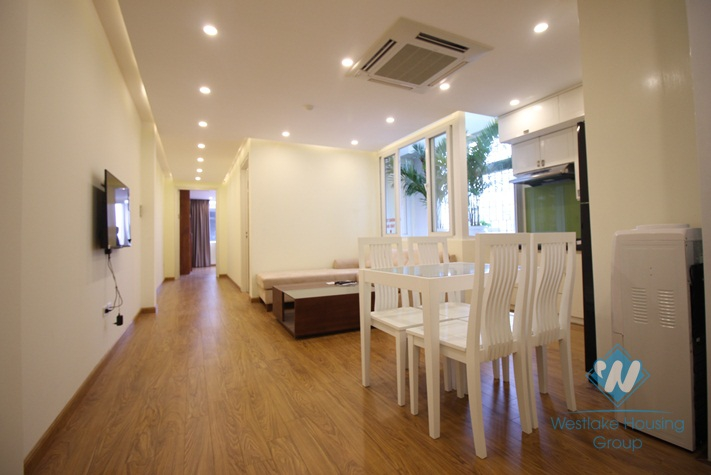 Two bedroom high quality apartment for rent in Hoan Kiem, Hanoi