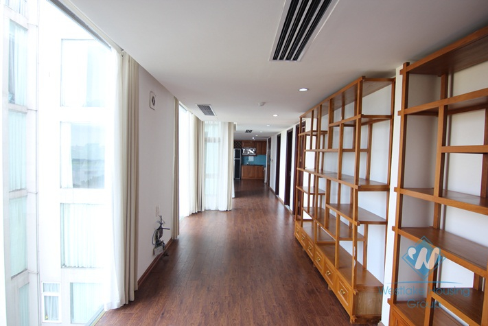 Gorgeous Westlake apartment for rent in  Xom Phu, Dang Thai Mai, Tay Ho, Hanoi