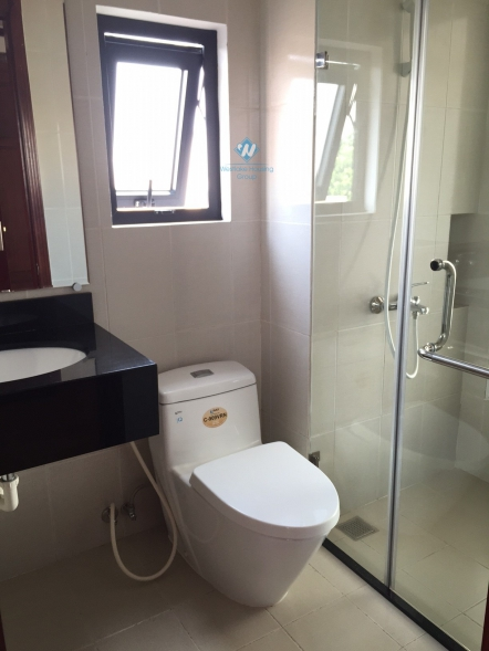 Nice and bright apartment with separate 01 bedroom for rent in Hoan Kiem area, Hanoi.