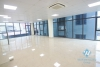 An office for rent in Vo Chi Cong street, Tay Ho district, Ha Noi