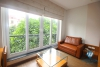 A bright and modern studio for rent in Ba dinh, Ha noi