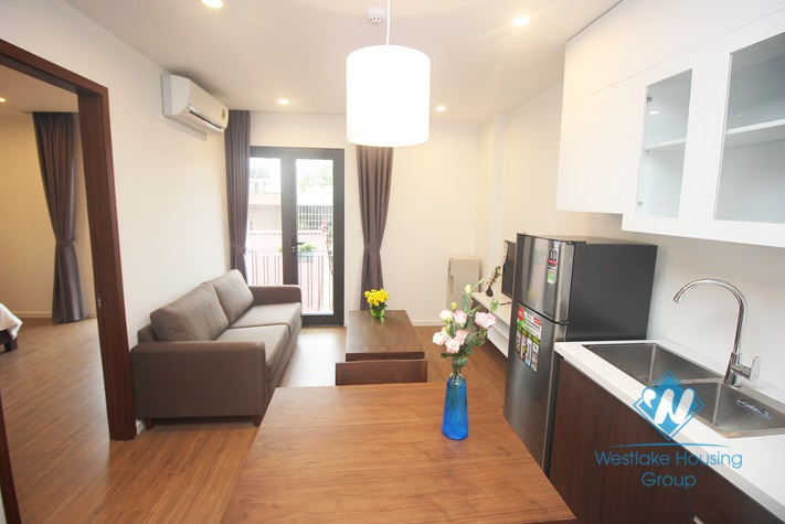 New and modern apartment for rent in Ba Dinh district, closed Lotte building