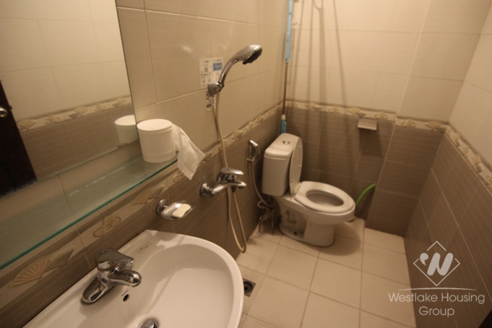 4 bedrooms house for rent in Ba Dinh district, Hanoi