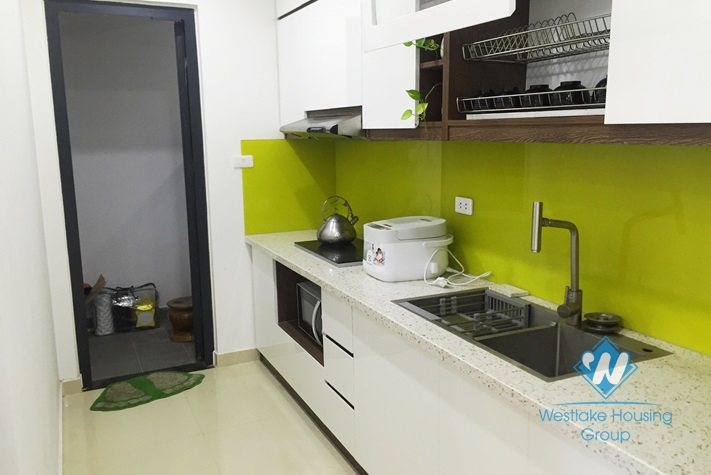 02 bedrooms for rent in Gold Mark city, Cay Giay district