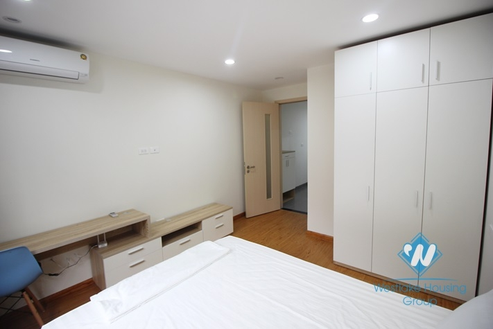 One bedroom apartment for rent in Hoang Hoa Tham, Ba Dinh, Ha Noi