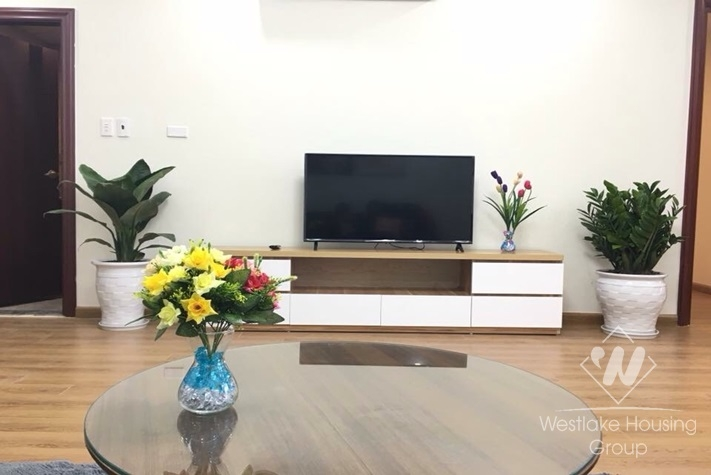 02 bedrooms apartment for rent in Trung Kinh st, Cau Giay district
