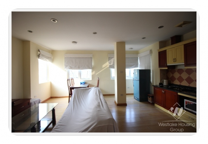 Modern apartment for rent in Hai Ba Trung district - Ha Noi